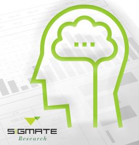 Investigación cualitativa- Sigmate Research