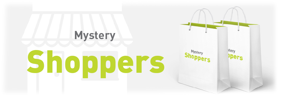 Mystery Shoppers - Sigmate Research